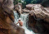 Поток фей или вьетнамский водопад