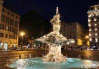 Фонтаны, которые обязательно стоит посмотреть в Риме