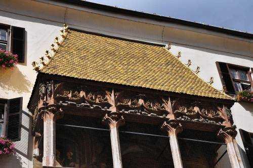 «Золотая крыша» - визитная карточка Инсбрука