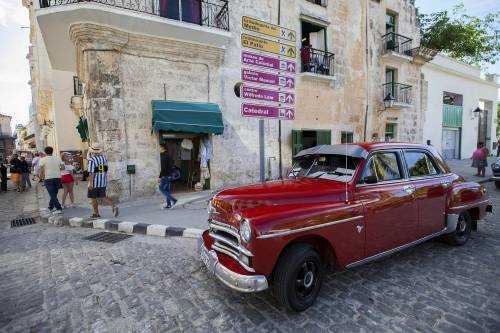 Путешествие в прошлое: отправляемся покорять Кубу