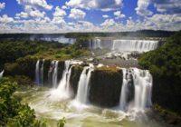 Сила и мощь «Большой воды» водопад Игуасу