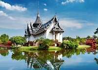 Погода в экзотическом Тайланде в апреле