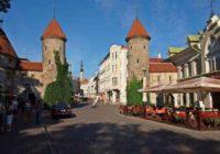 Стены Таллина — настоящий музей
