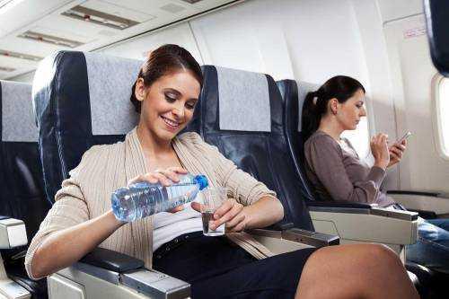 Это нужно сделать, если вам стало плохо в самолете