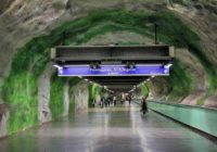 Стокгольмский метрополитен — самая длинная арт-галерея в мире