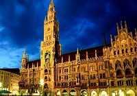 Погода в мае в самом немецком городе — Мюнхене