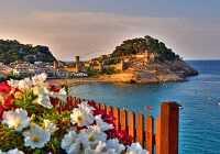 Яркий отпуск и чудная погода в Испании в апреле