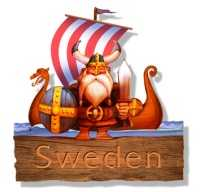Что еще привезти из Швеции: лосиный паштет, джем из морошки и Карлсона
