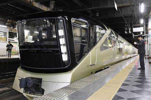 Дань прошлому: последний японский «спальный» поезд
