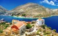 Температура в Греции в мае
