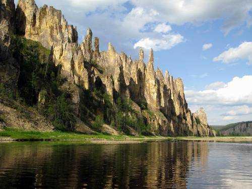 Ленские столбы – национальный природный парк в 2020 г ... | 375x500