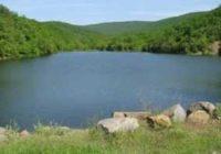 Широкий Яр — одно из красивейших горных озер Крыма