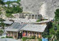 Скит Анастасии Узорешительницы — бисерный храм близ Бахчисарая