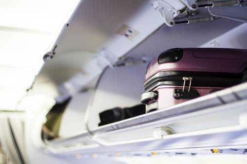 Что пассажиры чаще всего забывают в самолетах?