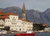Погода на курортах Черногории в апреле