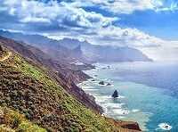 Погода на волшебном Тенерифе в апреле