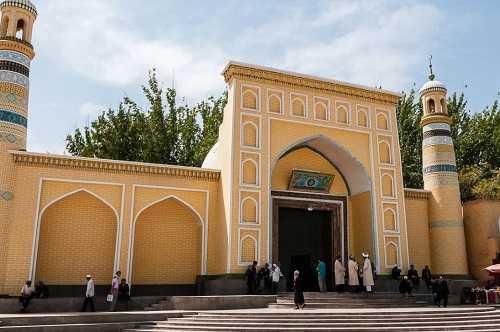 Кашгар