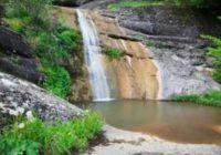 Водопад Джурла — настоящее украшение горы Демерджи