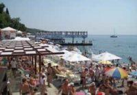 Массандровский пляж: лучший отдых в Ялте для курортников