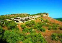 Бакла — самый северный пещерный город Крыма