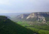Бельбекская долина — завораживающий памятник природы Крыма