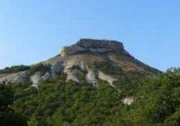 Тепе-Кермен — один из крупнейших пещерных городов Крыма