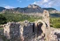 Фуна — сторожевая крепость близ Алушты