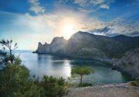Гора Караул-Оба — памятник природы в Новом Свете