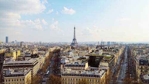 Что посмотреть в Париже за один день