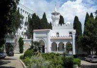 Дворец Кичкине — одна из архитектурных жемчужин Большой Ялты