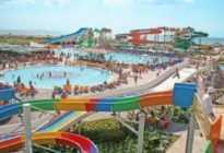 «Банановая Республика» самый яркий аквапарк Крыма