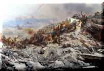 Диорама «Штурм Сапун-горы» — выдающийся памятник ВОВ в Севастополе