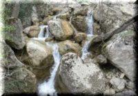 Ускутские манящие водопады Крыма