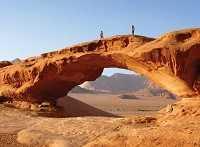 Удивительная Иордания погода в августе