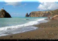 Яшмовый пляж: драгоценности мыса Фиолент и Севастополя