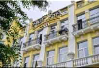 «Гранд Астория» один из самых старых отелей в Феодосии