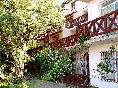 Симеиз один из красивейших курортных поселков Крыма