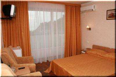 Отель «Горизонт» бюджетный отдых в Судаке