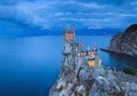 Крымские дворцы и замки