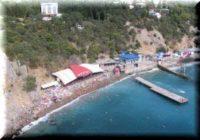 Самые лучшие пляжи курортного поселка Симеиз: ТОП-5