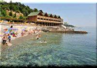 Самые лучшие пляжи солнечной Алупки