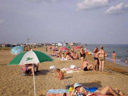 Топ-5 самых красивых пляжей в Крыму