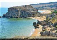 Генеральские пляжи близ Керчи