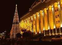 Погода в Тбилиси в декабре