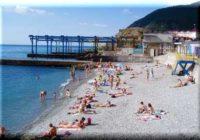 ТОП-5 пляжей курортного Партенита