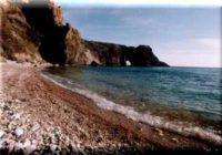 Грот Дианы удивительное место на Фиоленте
