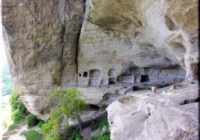 Качи-Кальон монастырь в пещерах близ Бахчисарая