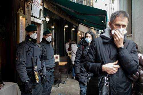Что происходит в Италии с коронавирусом