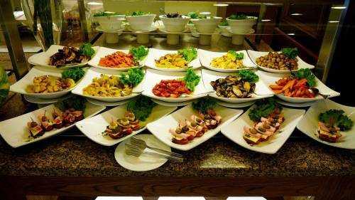 Турецкие отели возвращают не съеденную еду