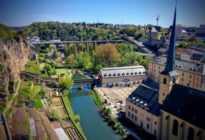 Люксембург город сказка в реальной жизни